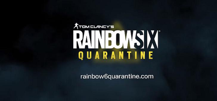 E3 2019: Rainbow Six Quarantine duyuruldu!