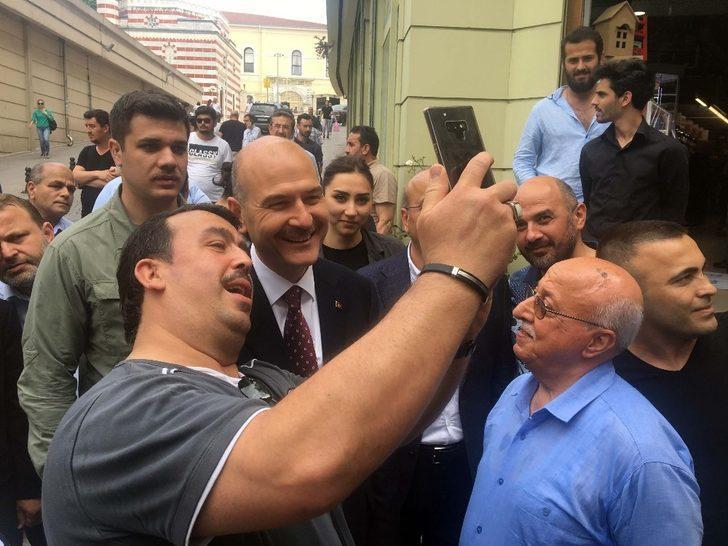 """Bakan Soylu: """"İstanbul huzur ve sükun içerisinde bir seçime gidecek"""""""