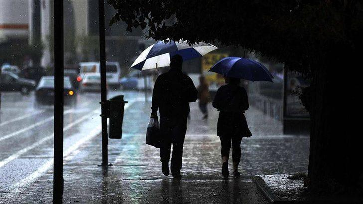 Meteoroloji'den yağış uyarısı! (23 Mayıs yurtta hava durumu)