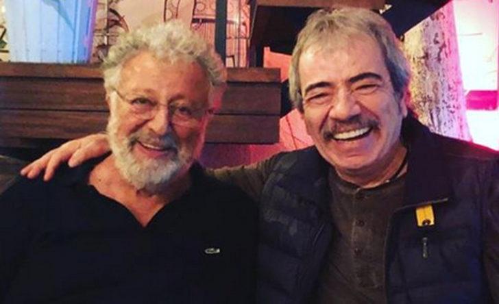 Selçuk Yöntem ve Metin Akpınar'dan 41 yıl sonra aynı kare