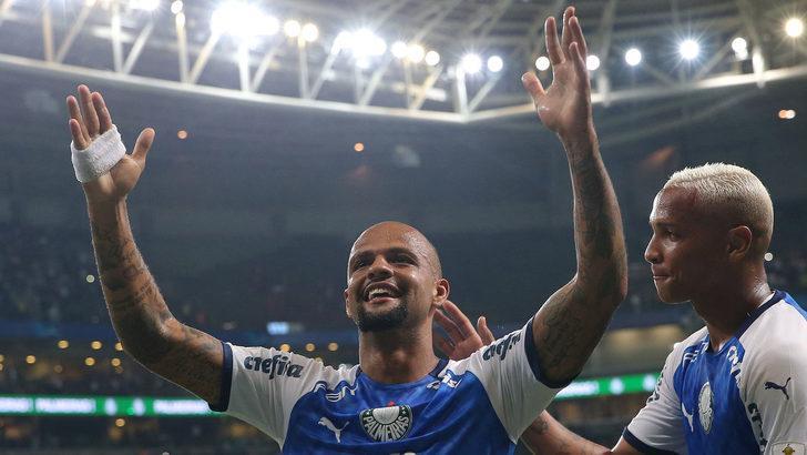 Felipe Melo Palmeiras ile sözleşmesini 2021 yılına kadar uzattı
