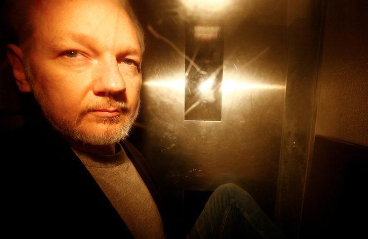 ABD'den İngiltere'ye Assange için iade talebi