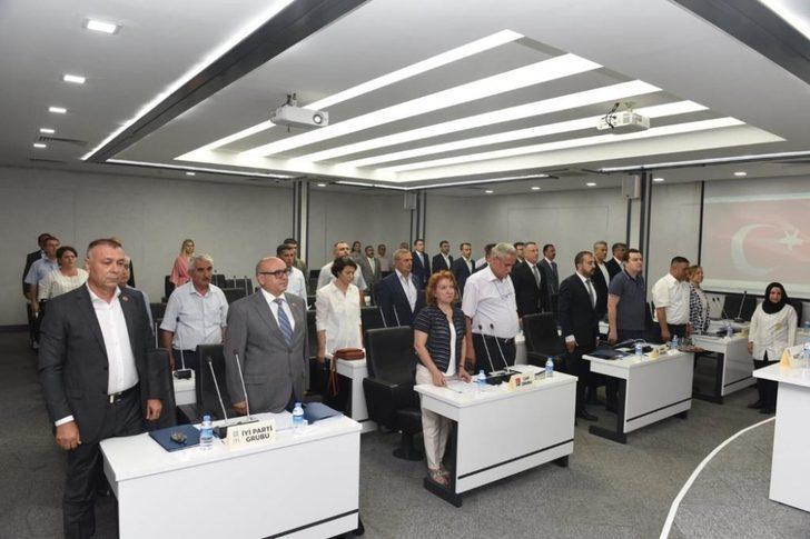Karesi belediye meclisi Haziran ayı toplantısı yapıldı