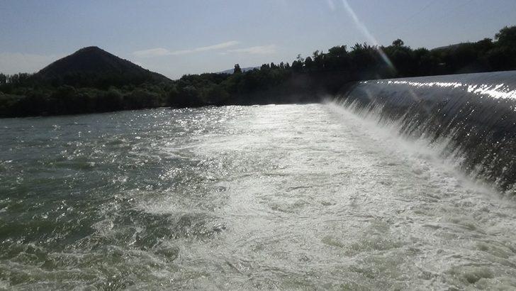 Alparslan-1 Barajı'nda doluluk yüzde 93'ü aştı