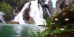 Antalya'nın gizli cenneti: Uçansu Şelalesi