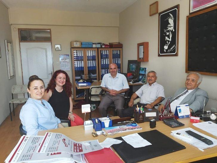 Çiğli Belediyesi Eğitim Merkezi liselerde anlatıldı