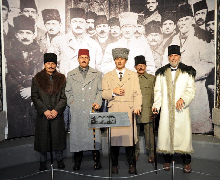 Kayseri'de Atatürk'ün kaldığı müze eve yoğun ilgi