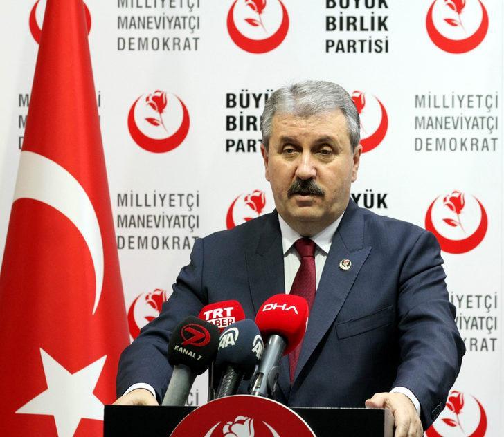 Destici: İstanbul seçimleri 2023'e giden yolda önemli bir viraj