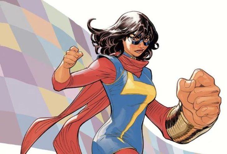Marvel'in ilk Müslüman süper kahramanının dizisi veya filmi yapılacak