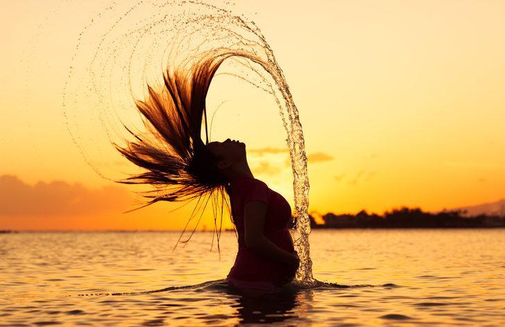 Yaz aylarında saç bakımı nasıl olmalı