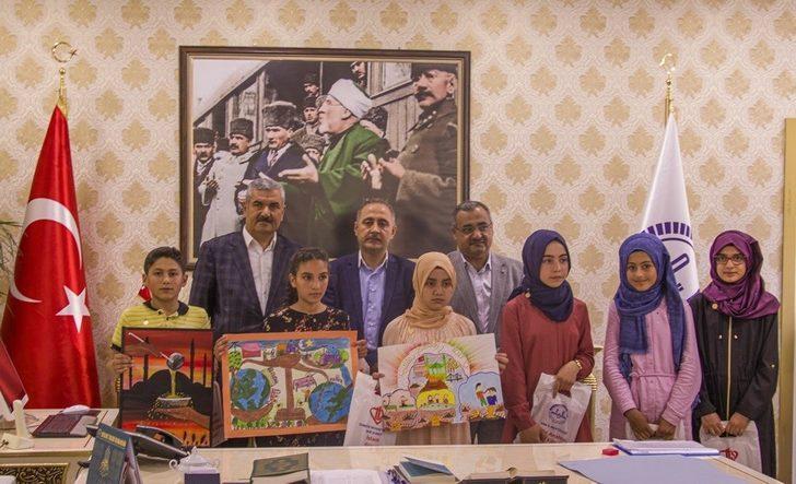 """""""Ramazan ve İnfak"""" konulu yarışma"""