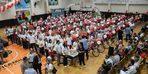Gaziantep'te 306 okul birincisine bilgisayar ve bisiklet ödülü