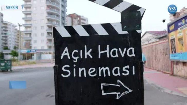 Mersin'de Yazlık Sinema Nostaljisi