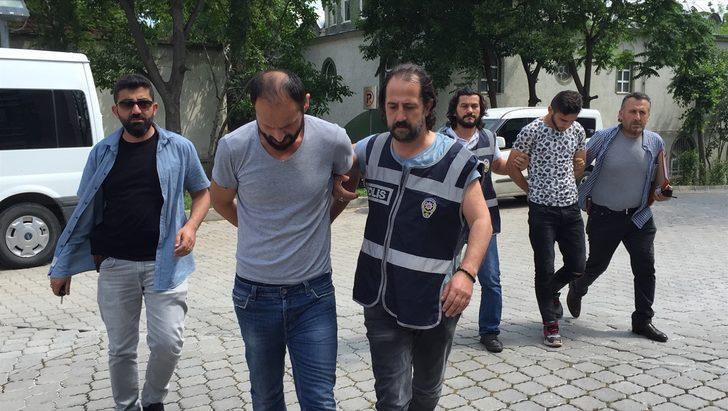 GÜNCELLEME - Samsun'da gasp iddiası