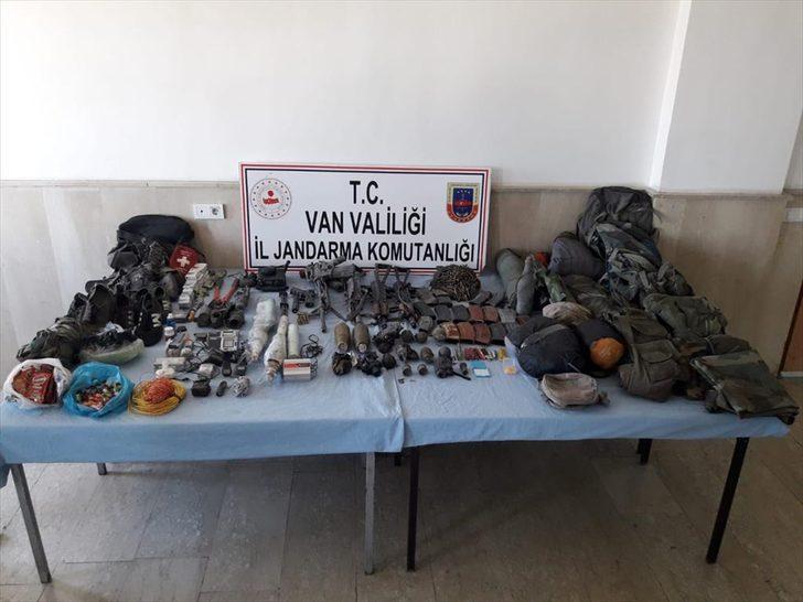 GÜNCELLEME - Van'da 4 terörist etkisiz hale getirildi