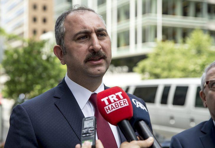 Adalet Bakanı Gül: Gülen'in iadesi konusunda yeni belgeleri ABD Adalet Bakanı'na verdik