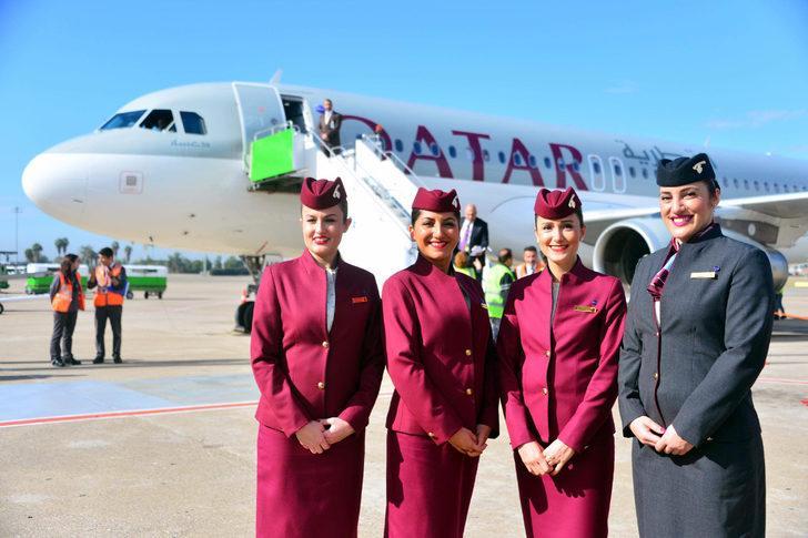 Katar Havayolları Türkiye'de kabin görevlisi arıyor! Katar Havayolları kabin görevlisi başvuru şartları