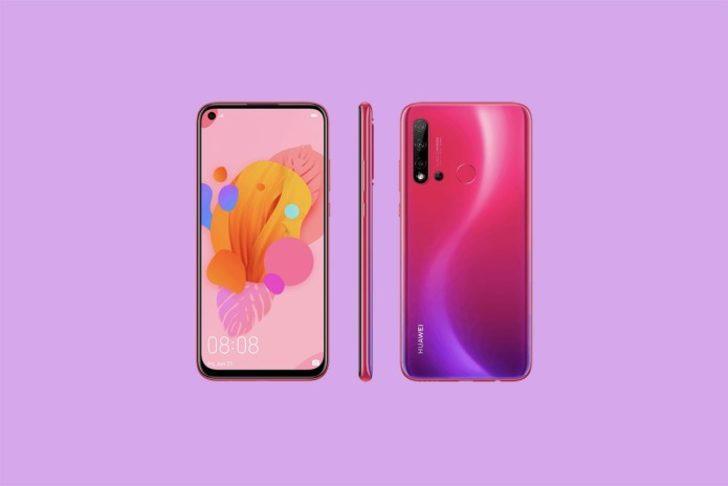 Uygun fiyatlı Huawei P20 Lite 2019 tanıtıldı