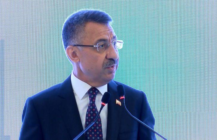 Fuat Oktay: 311 belediyenin hizmetlerine tek tıkla ulaşmak mümkün