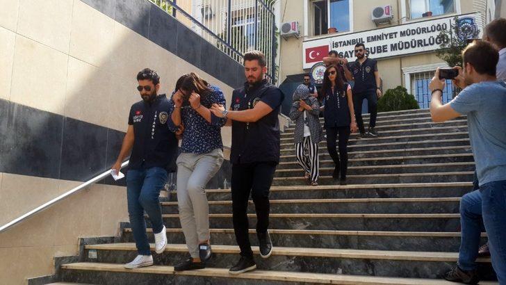 İstanbul'da kadınlara fuhuş yaptıran çete çökertildi