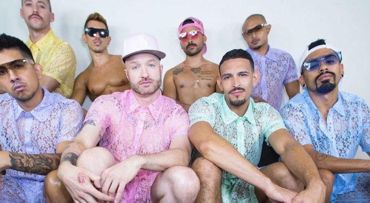 Erkekler için yeni moda: Dantel şortlar!