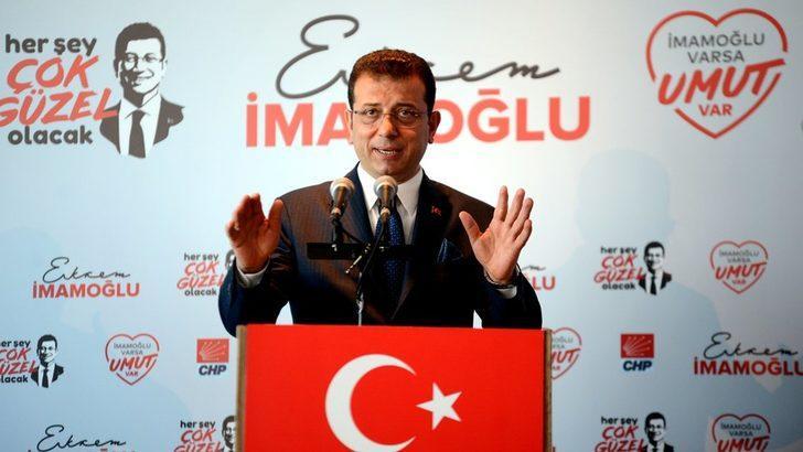 İstanbul seçimi - Ekrem İmamoğlu, 'Kentsel Gelişim Çözümleri'ni açıkladı: 'Toplu ulaşım 24 saat devam edecek'