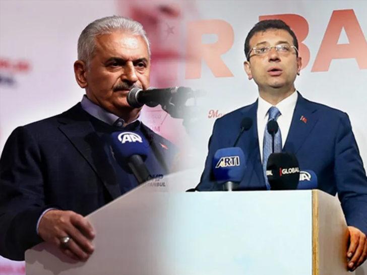AK Parti'den Yıldırım-İmamoğlu ortak yayını hakkında yeni açıklama