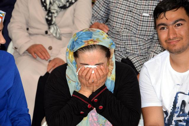Kahramanmaraş'ta ev sahibi olanların mutluluk gözyaşı