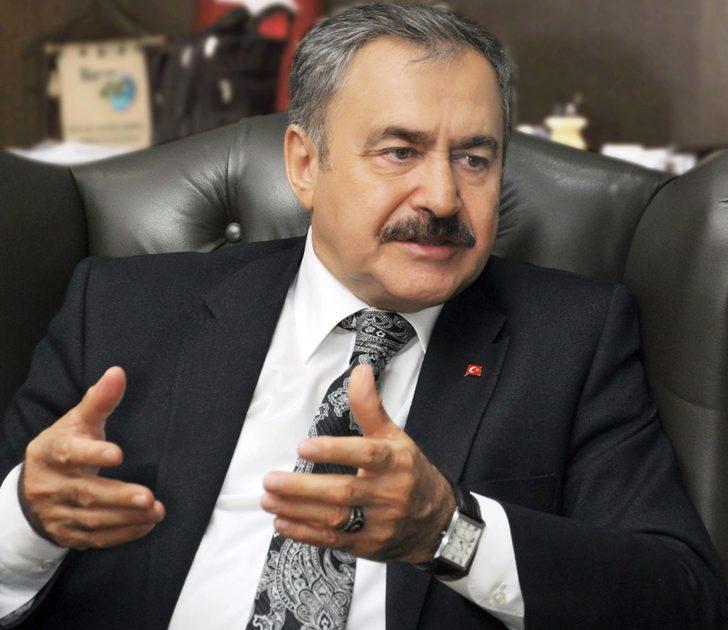 Veysel Eroğlu: Irak'ın su probleminin çözüleceğine inancımız tamdır