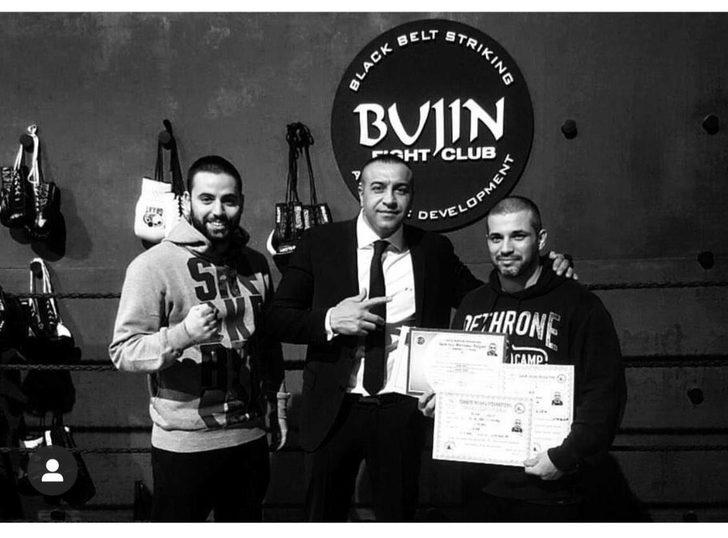 Muaythai İstanbul İl Temsilciliği ve Bujin Fight Club Eğitim ve Gelişim Seminerleri