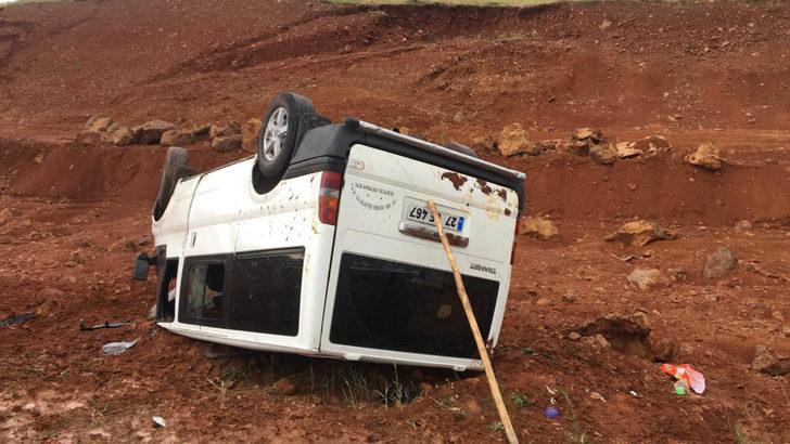 Sivas'ta feci kaza: 10 yaralı