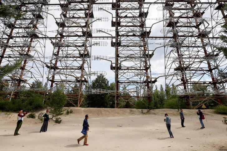 Çernobil dizisi için flaş başvuru: Yasaklansın