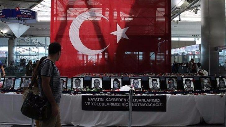 Atatürk Havalimanı saldırısını yapan IŞİD'lilerden korkunç İstanbul planı
