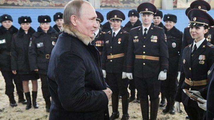 Karar verildi! Rus polislere Türkiye izni çıktı!