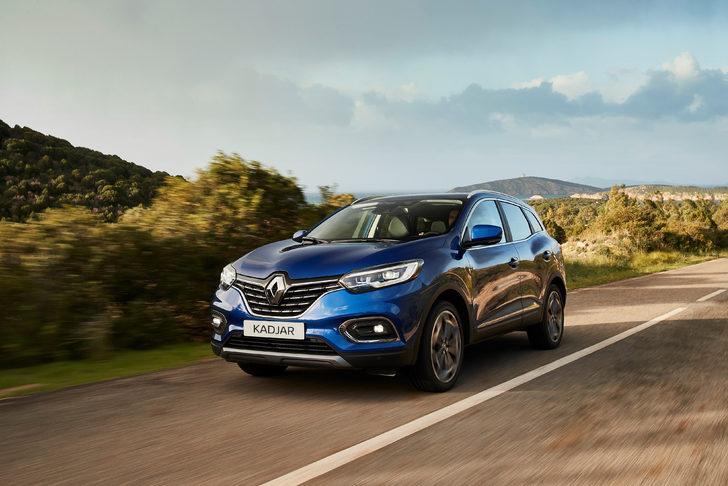 Yeni Renault Kadjar'ın fiyatı ve özellikleri