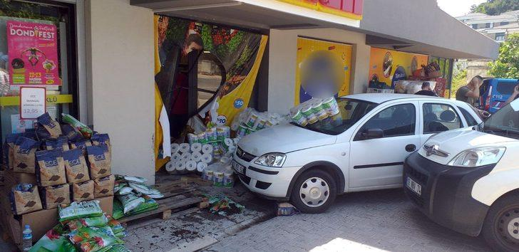 Markette korkunç anlar! Reyon görevlisi hayatını kaybetti