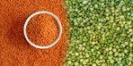 Kırmızı ve yeşil mercimek arasındaki fark nedir?
