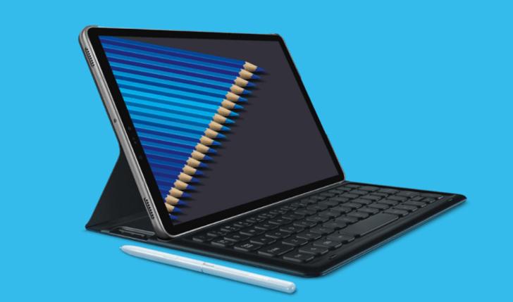 Galaxy Tab S5, SD 855 yonga seti ve stylus pen ile gelecek