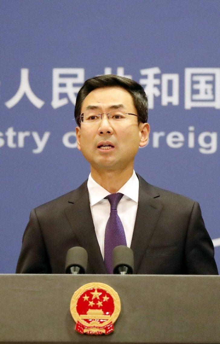 """Çin Dışişleri Bakanlığı: """"Kimse Umman Körfezi'nde savaş görmek istemiyor"""""""