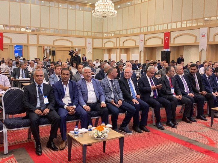 Jeotermal Kaynaklı Belediyeler Birliği Başkent'te toplandı