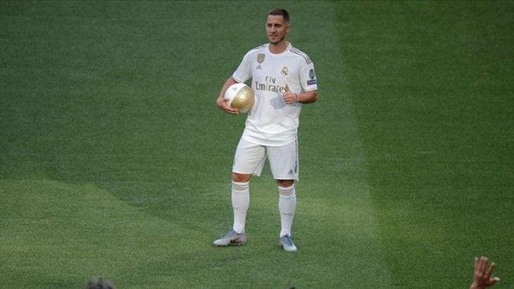 Real Madrid'den transfere rekor para: 303 milyon Euro!