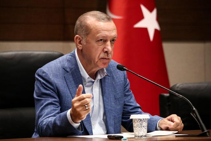 Cumhurbaşkanı Erdoğan'dan Ordu'daki VIP krizi sözleri!