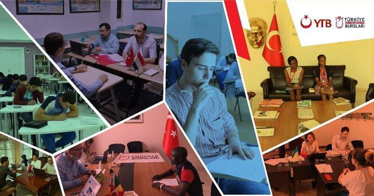 86 ülkede öğrencilerin 'Türkiye Bursları' heyecanı