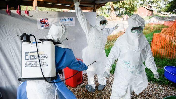 Ebolaya Karşı Uluslararası Acil Durum İlan Edilebilir