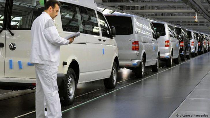 Volkswagen fabrikası için Cumhurbaşkanlığı devrede