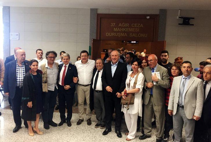 Sözcü Gazetesi davası karar için ertelendi