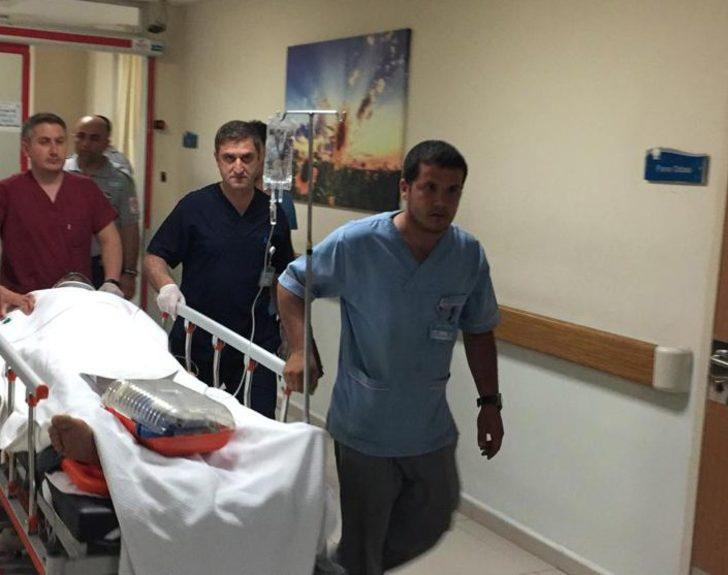 Bursa'da korkunç olay! Arkadaşına kurşun yağdırdı