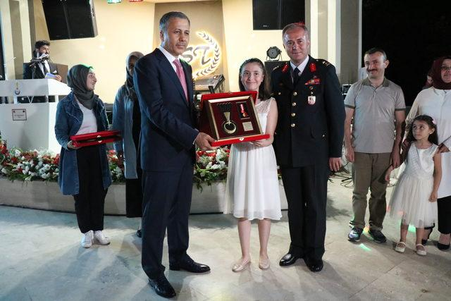 Jandarma Genel Komutanlığı'nın kuruluşu törenle kutlandı