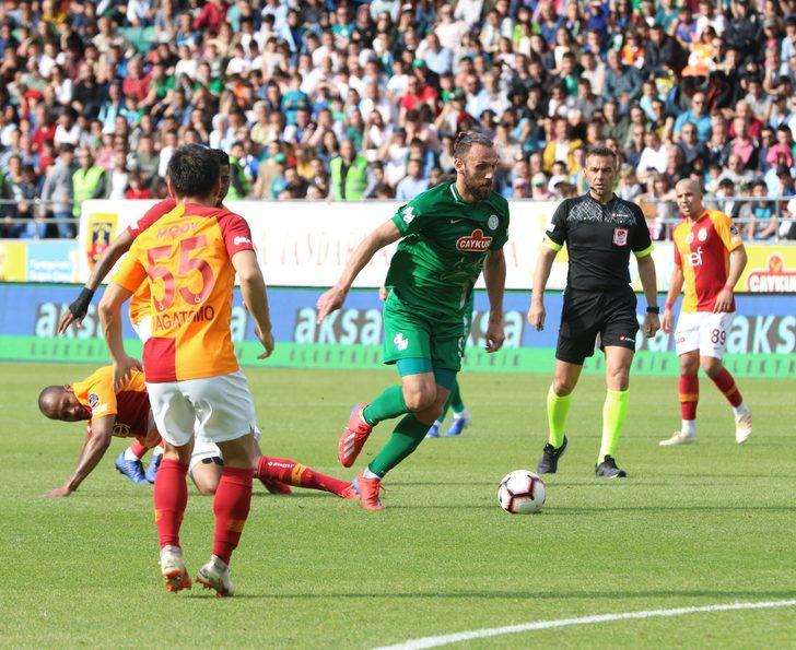 Vedat Muriç'ten Galatasaray itirafı