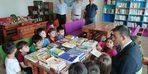 Toplanan kitap ve oyuncaklar çocuklara hediye edildi